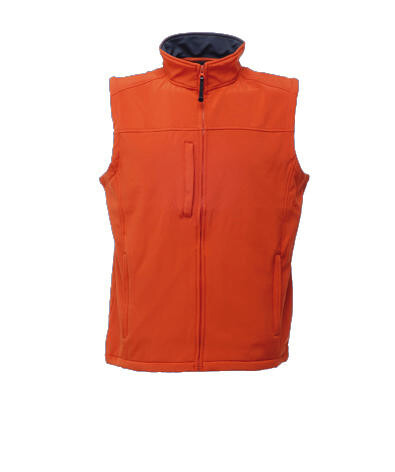 flux softshell vest